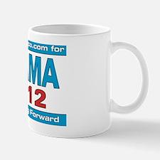 People Politico for Obama 2012 Mug