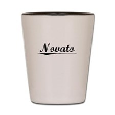 Novato, Vintage Shot Glass