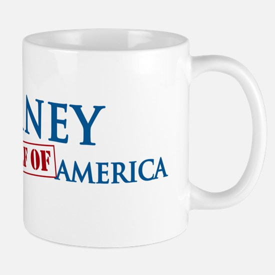 Romney Believe In Half Of America - 47  Mug