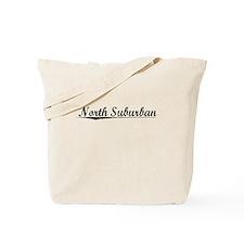 North Suburban, Vintage Tote Bag