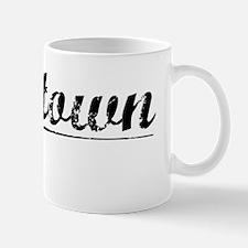 Newtown, Vintage Mug
