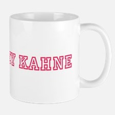 Mrs. Kasey Kahne  Mug