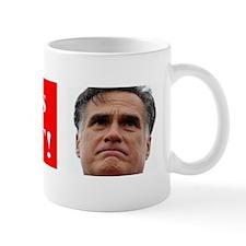 Mitt is full of IT! Mug