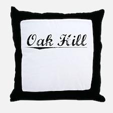 Oak Hill, Vintage Throw Pillow