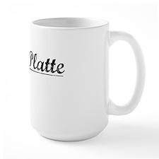 North Platte, Vintage Mug