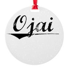Ojai, Vintage Ornament