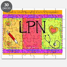 LPN Giger Puzzle