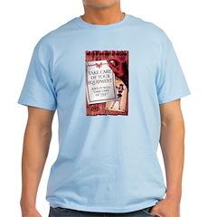 Wartime Pin Up T-Shirt