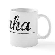Omaha, Vintage Mug