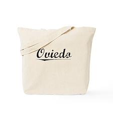 Oviedo, Vintage Tote Bag