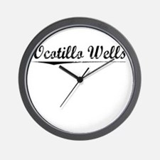 Ocotillo Wells, Vintage Wall Clock
