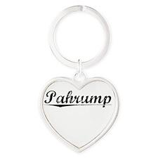 Pahrump, Vintage Heart Keychain