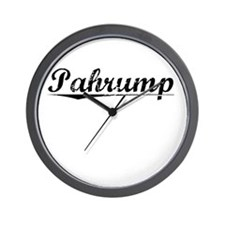 Pahrump, Vintage Wall Clock