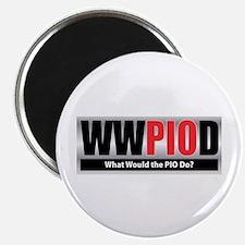 WW the PIO D Magnet