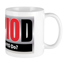 WW the PIO D Mug