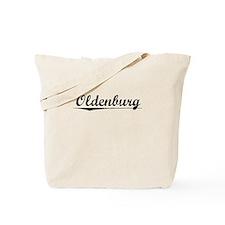 Oldenburg, Vintage Tote Bag