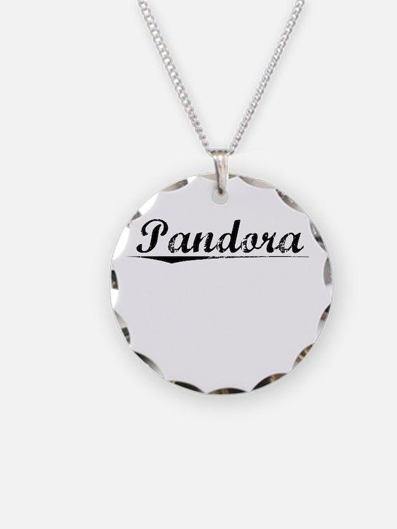 Pandora, Vintage Necklace