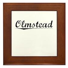 Olmstead, Vintage Framed Tile