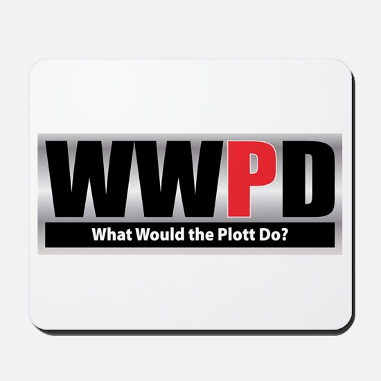WW the Plott D Mousepad