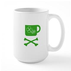 Pirate's Irish Coffee Mug, just add whiskey!