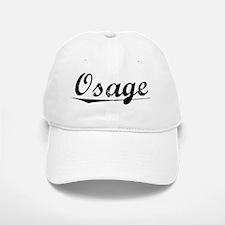 Osage, Vintage Baseball Baseball Cap