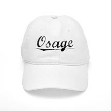 Osage, Vintage Baseball Cap