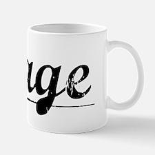 Osage, Vintage Mug
