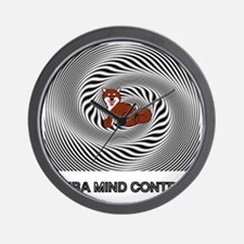 Shiba Mind Control Wall Clock