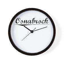 Osnabrock, Vintage Wall Clock