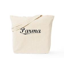 Parma, Vintage Tote Bag
