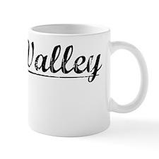 Peace Valley, Vintage Mug