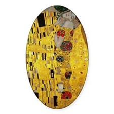 Gustav Klimt The Kiss Decal
