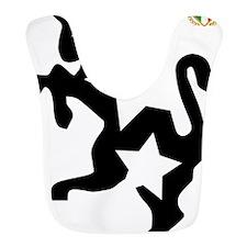 JuventiKNOWS Triple-star Bull Logo Bib