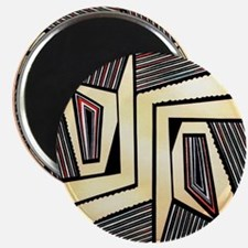 MIMBRES DOORS BOWL DESIGN Magnet