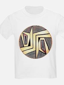 MIMBRES DOORS BOWL DESIGN Kids T-Shirt