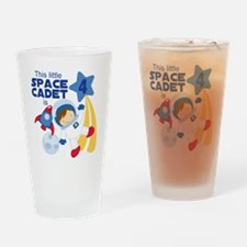 Astronaut is 4 Drinking Glass