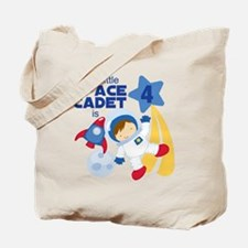 Astronaut is 4 Tote Bag