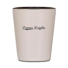 Parma Heights, Vintage Shot Glass