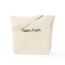 Parma Heights, Vintage Tote Bag