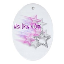 Relay For Life Oval Ornament