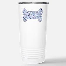 dog bone Travel Mug