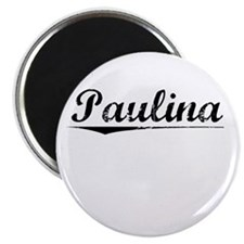Paulina, Vintage Magnet