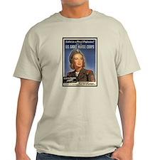 Wartime US Cadet Nurse Corps T-Shirt