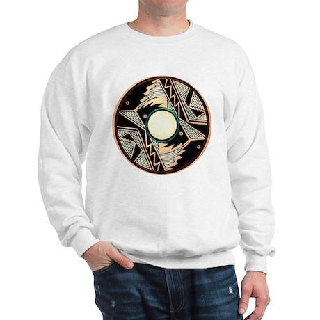 MIMBRES EXIT BOWL DESIGN Sweatshirt