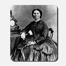 Portrait of Clara Barton Mousepad