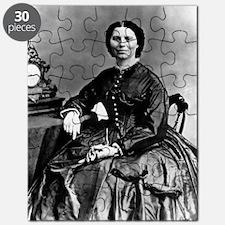 Portrait of Clara Barton Puzzle