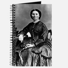 Portrait of Clara Barton Journal