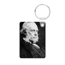 Portrait of Joseph Lister Keychains