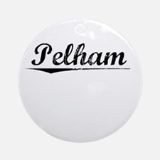 Pelham, Vintage Round Ornament
