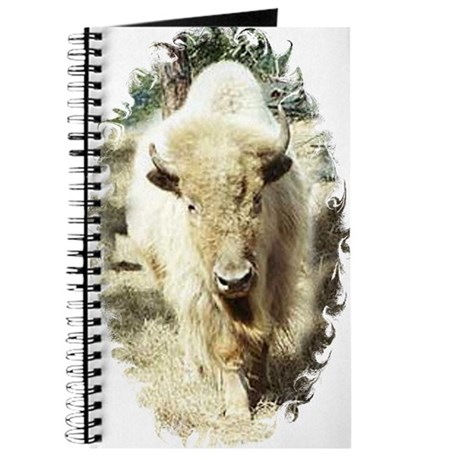 SACRED WHITE BUFFALO Journal
